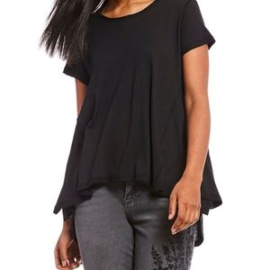 Free People It's Yours High-Low Tunic Tee